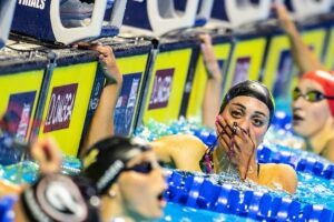Just 30% of Day 1 Swimmers Went Faster Than Their Trials Seeds in Omaha