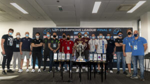 LEN Champions League Final Eight Preview: Expect The Unexpected, As Usual