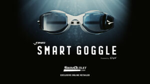 SwimOutlet Selected as Exclusive Online Retailer of the New FINIS Smart Goggle