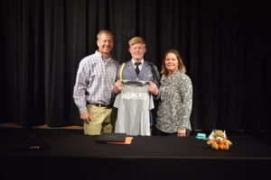 Lees-McRae Picks Up Commitment from Nathan Higdon of Hargrave Military Academy