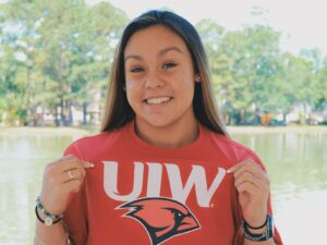 Blue Tide Aquatics Freestyler Megan Lopez Verbally Commits to In-State UIW
