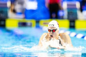 Lilly King Lowers her Own World-Leading 100 Breast by .6 with 1:04.72 in Semis
