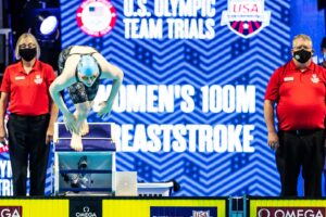 Lydia Jacoby Cracks 17-18 NAG in 100 Breast, #4 Swimmer in the World this Year
