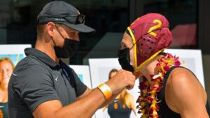 USC's Pintaric, Megens Earn Top ACWPC Honors; 62 Named D1 All-Americans