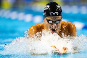 US Men Find Answer To Medley Relay Hole In Michael Andrew's 58.19 100 Breast