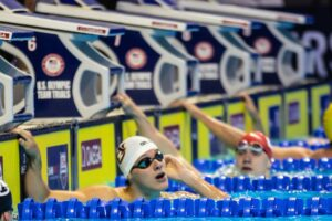 Auburn's Rising on Day 2 of Wave I Olympic Trials (FINALS HEAT SHEETS)