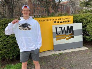 Winter Juniors-qualifying Sprinter Ben Lorenz Commits to Milwaukee
