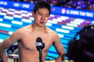 Zhier Fan Explains Winning 100 Breast Race Strategy