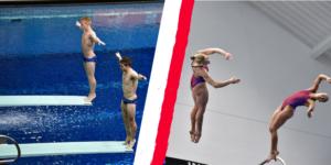 Capobianco & Hixon, Parratto & Schnell Lead Synchro Events At US Diving Trials