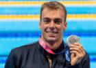 PALTRINIERI Gregorio ITA Silver Medal 800m Freestyle Men Swimming, Nuoto Tokyo2020 Olympic Games Tokyo Aquatics Centre 21729 Photo Giorgio Scala / Deepbluemedia / Insidefoto