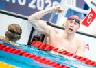 Tom Dean Takes Down British 200 Free Record En Route To Historic Olympic Gold