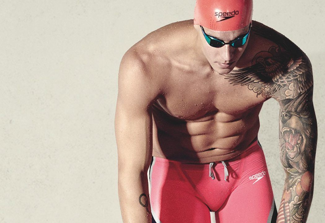 Caeleb Dressel Shares His Thoughts on the New Speedo Faskskin (Video)
