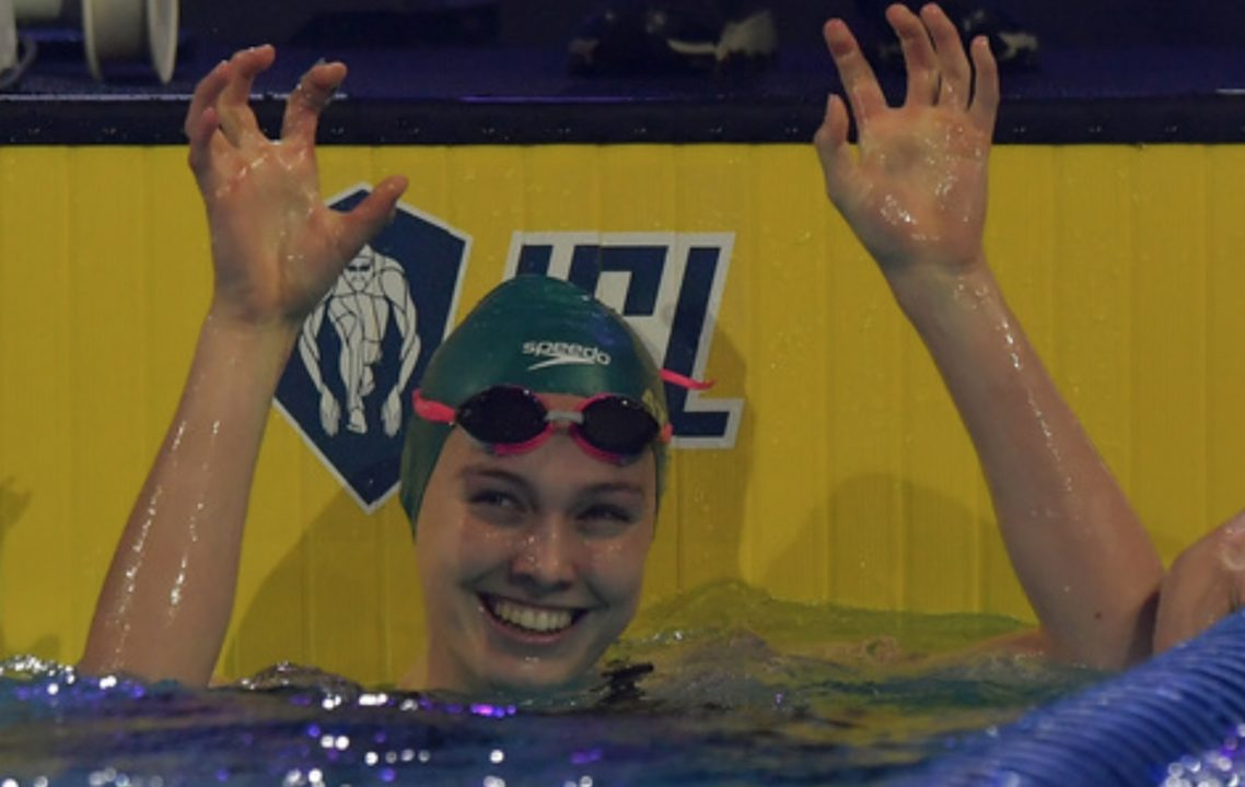 Atherton, Chalmers, C1 Lead Swimming Australia Award Nominations