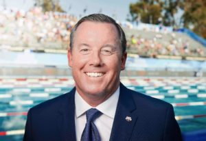 USA Swimming CEO Tim Hinchey on 2021 US Olympic Trials